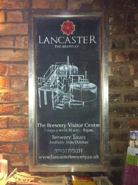 lancasterbrewerysign